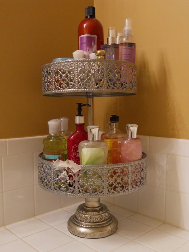 artikel mehr raum und ordnung im badezimmer 10 tipps auf spaazde - Badezimmer Etagere