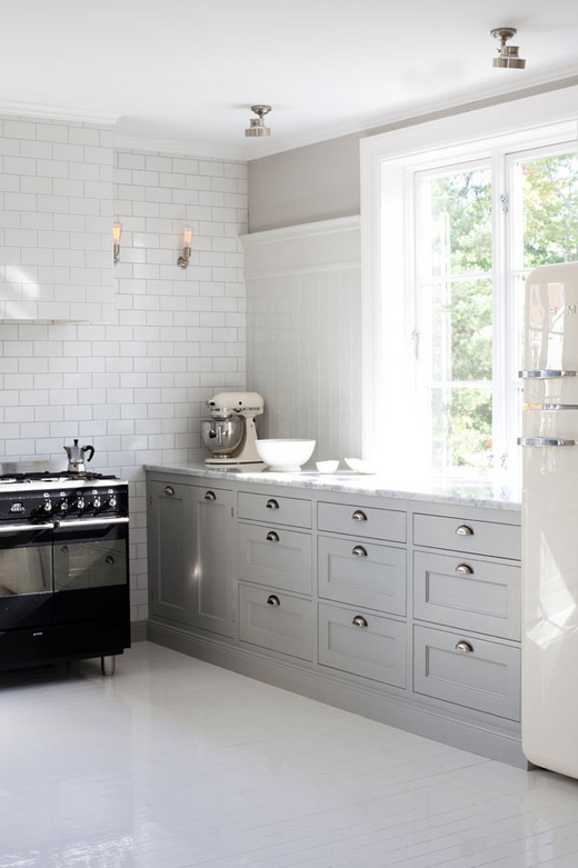 artikel: ländliche idylle in einem norwegischen haus voller, Badezimmer
