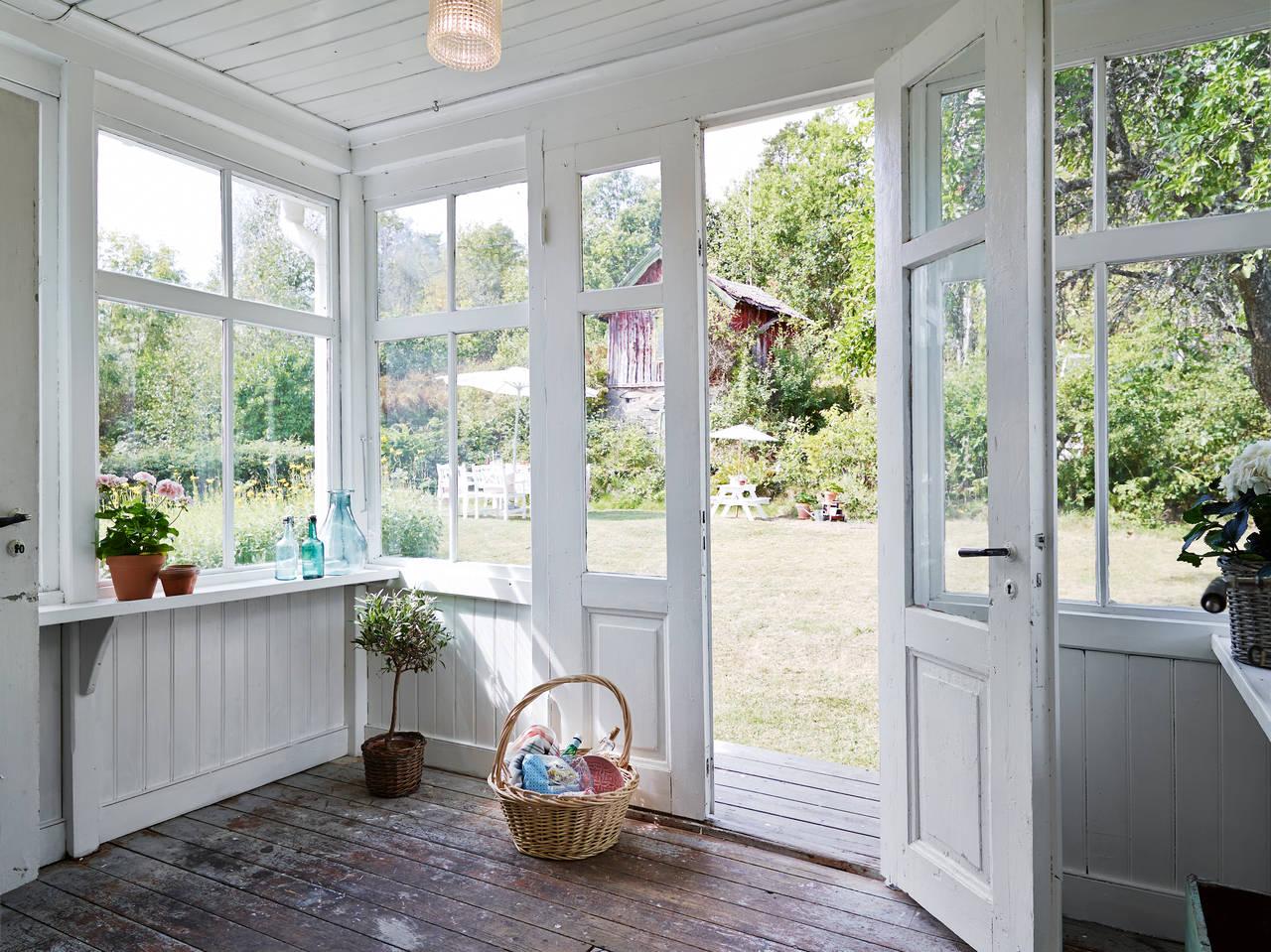 Artikel: Ein gemütliches Schwedisches Haus mit Meerblick auf Spaaz.de