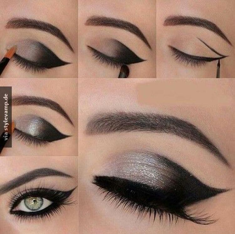 eyeliner selber machen