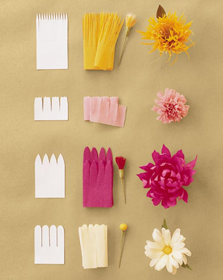 Blumen Zum Muttertag Basteln Foto Veröffentlicht Von Bastelpapa Auf