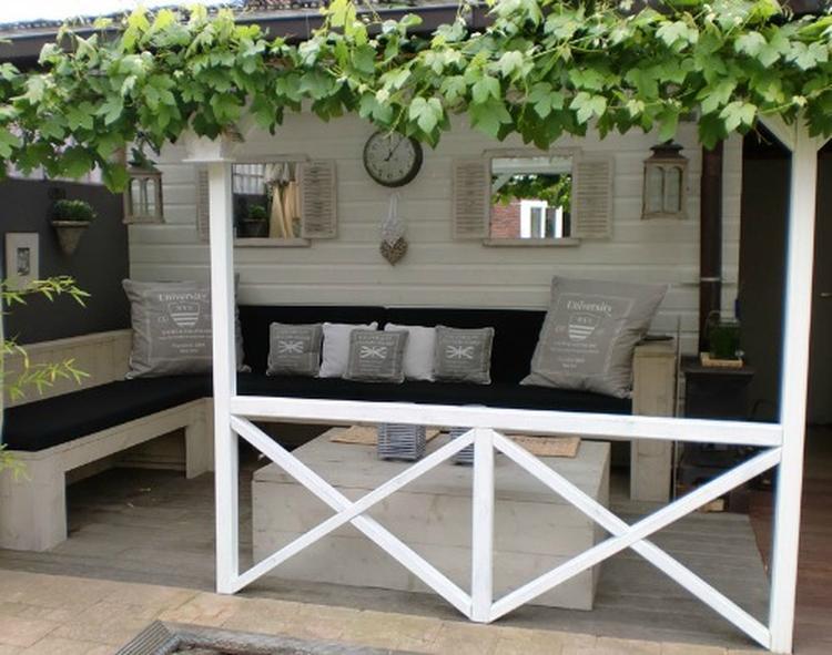 Außenküche Für Terrasse : Stilvollen außenküche gasgrill und esstisch set für den empfang