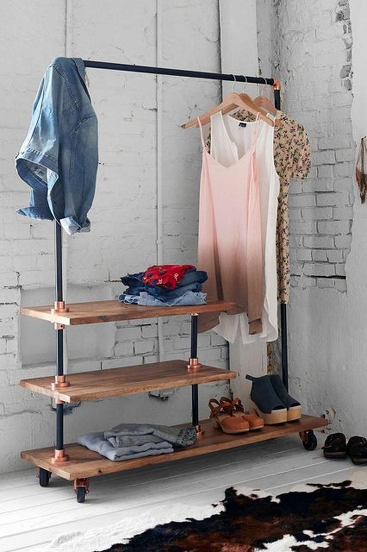 alternative zu einem geschlossenen kleiderschrank - Alternative Zum Kleiderschrank