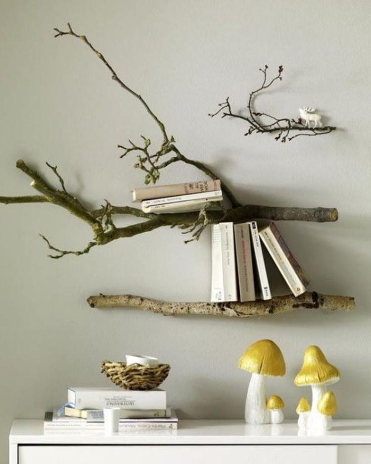 Delightful Tolle Deko Idee Mit Birkenzweigen Nice Design