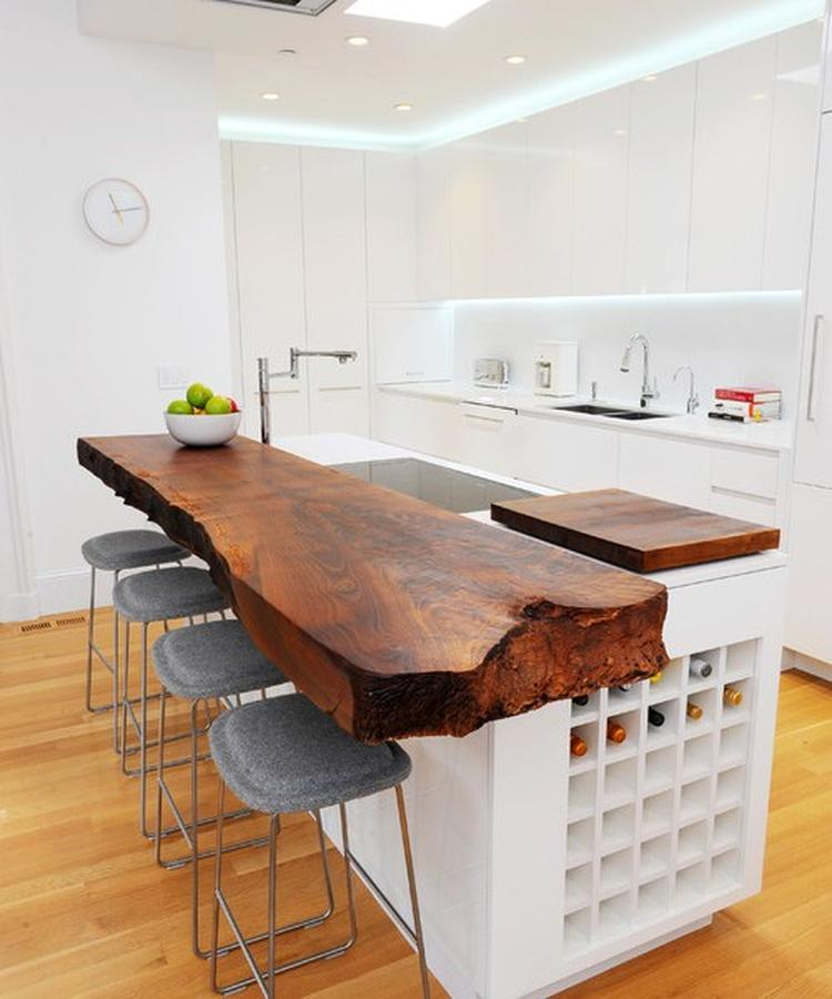 Coole Bar für eine moderne Küche. Foto veröffentlicht von Hobby auf ...