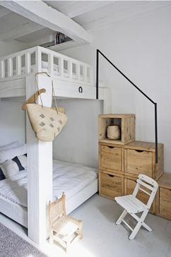 fotoalbum: platzsparende kinderbetten, erstellt von crea auf spaaz.de - Platzsparende Kinderbetten Kleine Kinderzimmer