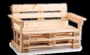 Gartenmöbel selber bauen lounge anleitung  Gartenmöbel aus Europaletten selber bauen mit Bauanleitung für ...