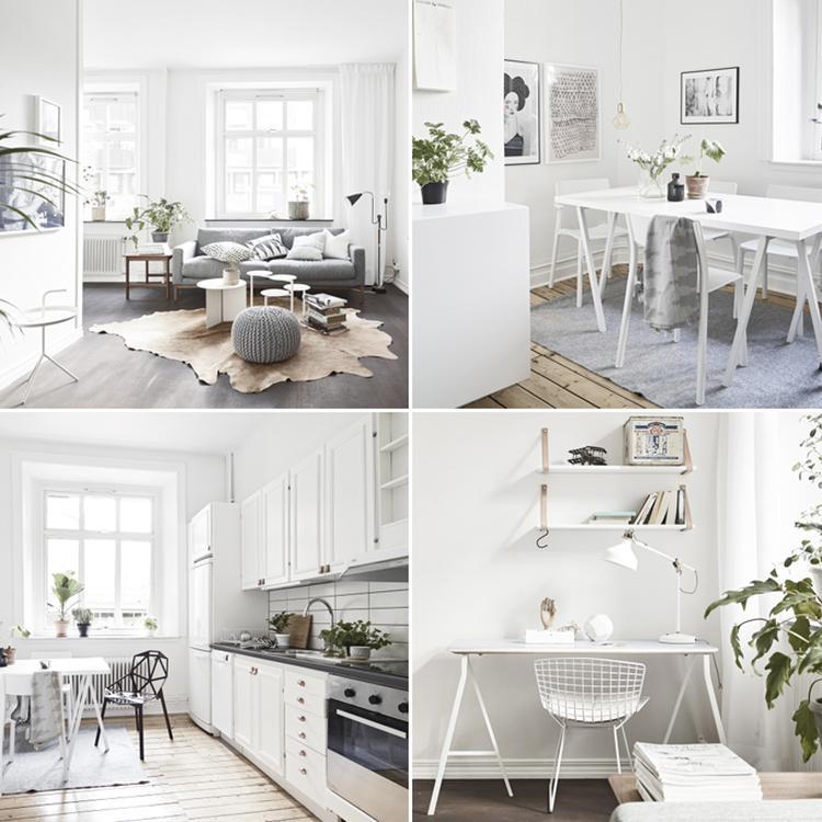 Artikel: Minimalistisch und hell wohnen im gemütlichen Schweden auf ...